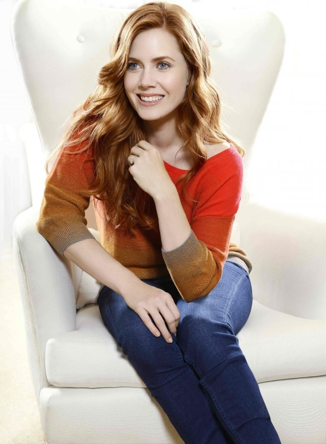 Amy Adams is new face of Lacoste fragrance