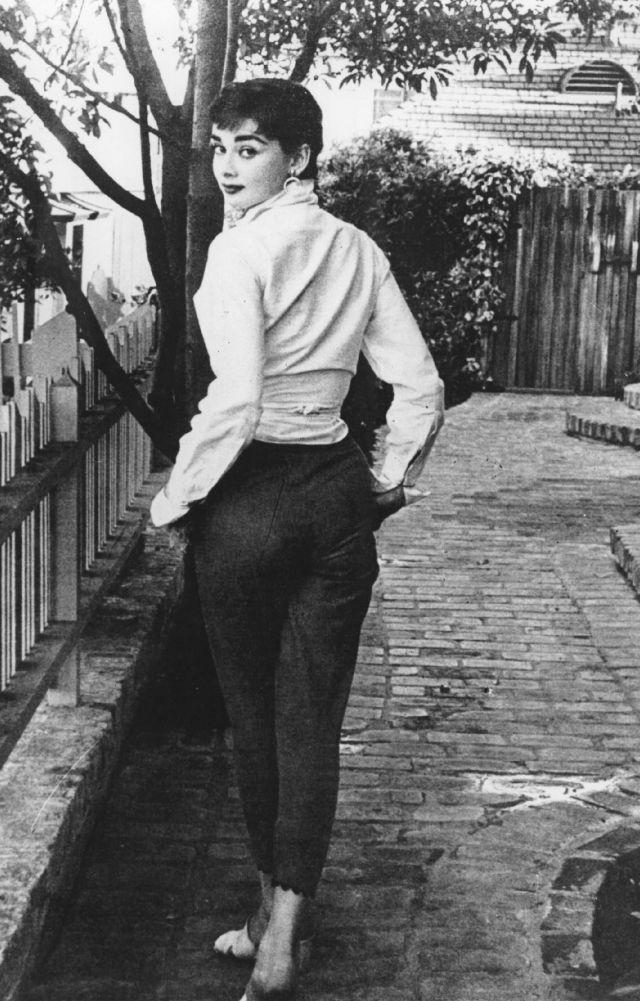 Audrey Hepburn All Vintage Everything Pinterest