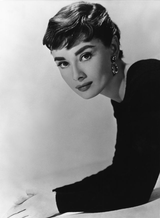 Pixie Cut Audrey Hepburn Audrey hepburn's style and the
