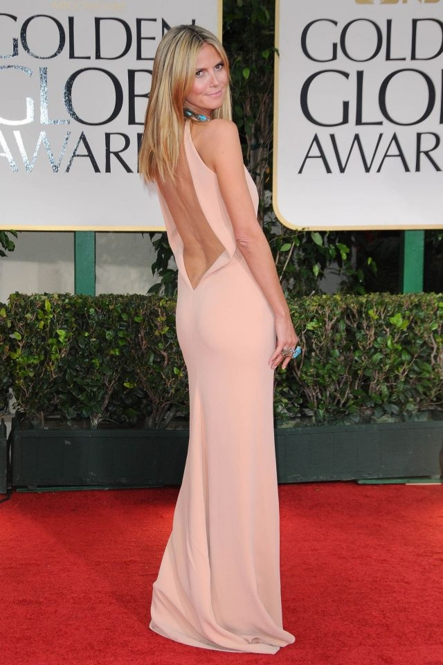 Fashion One Spotlights Hot Trend: Backless Outfits