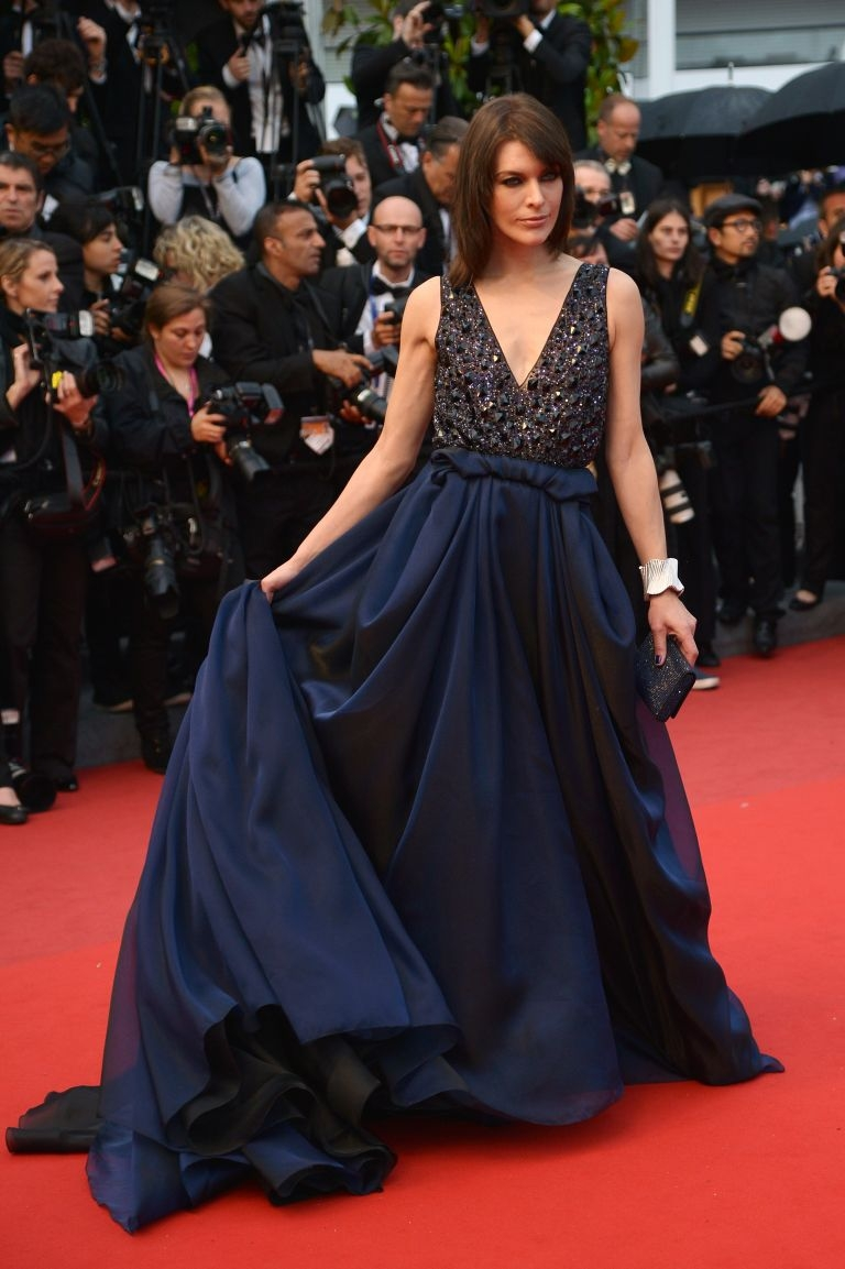 Cannes looks of the day: Jessica Chastain, Milla Jovovich and Zhang Ziyi