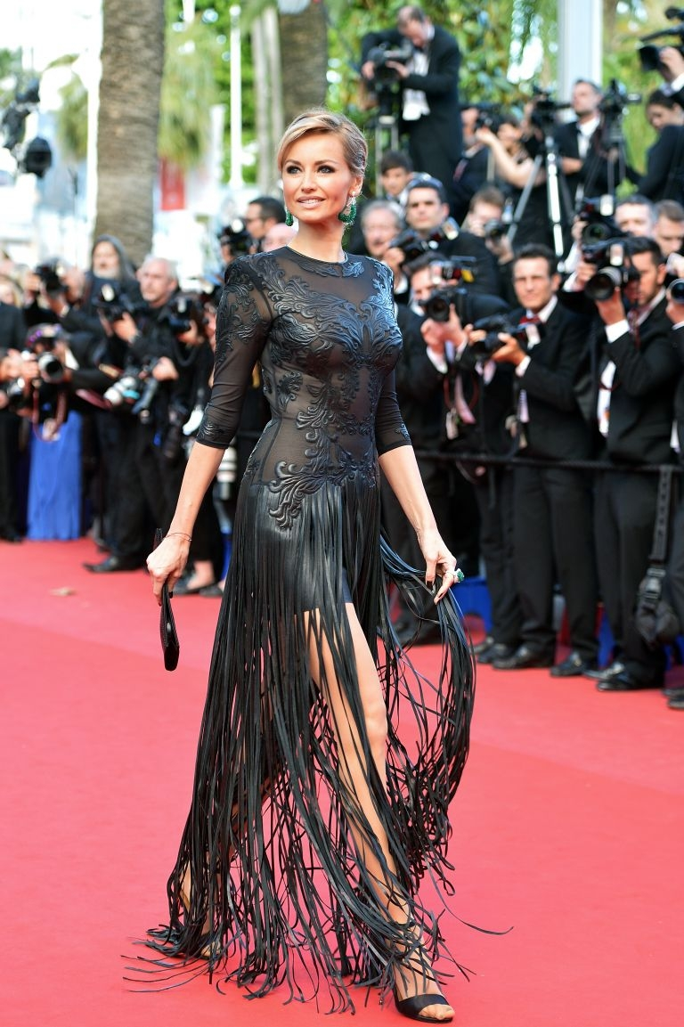 Cannes looks of the day: Kylie Minogue, Sharon Stone and Dita Von Teese