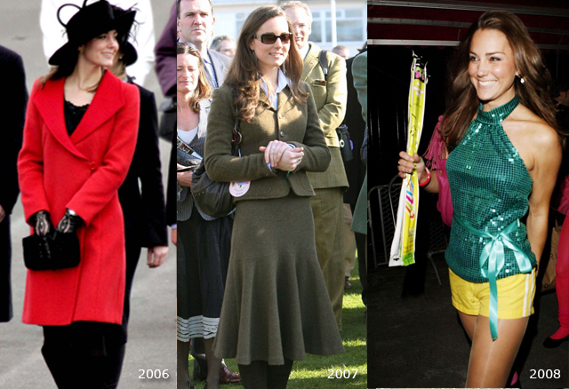 Style evolution: Catherine, Duchess of Cambridge Brought to you by Fashion One