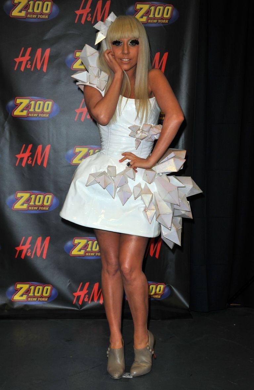 Style evolution: Lady Gaga