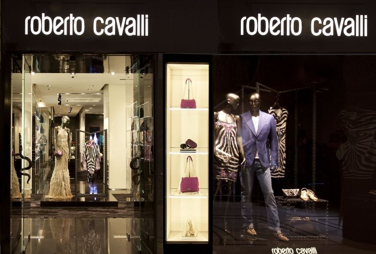 Roberto Cavalli launches first boutique and Caffè in India