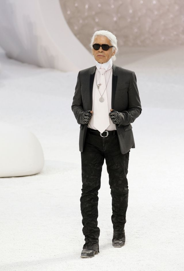 Karl Lagerfeld to design line of jelly shoes with Melissa Presented by Fashion One