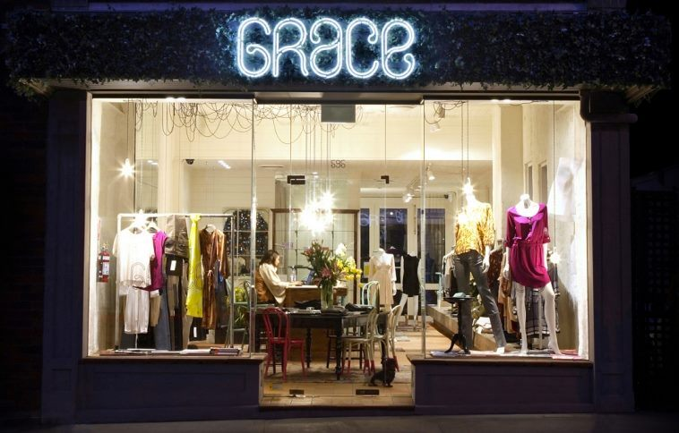 What Grace is all about: Chic yet accessible, Quirky yet elegant