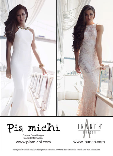 Pia Michi 2014 Collection Launch