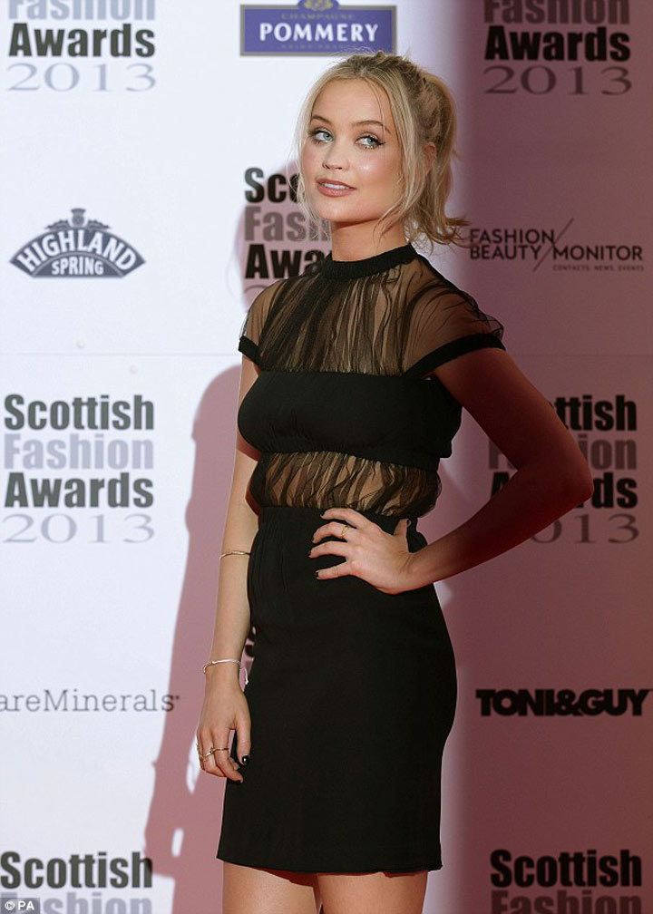 Scottish Fashion Awards 2013