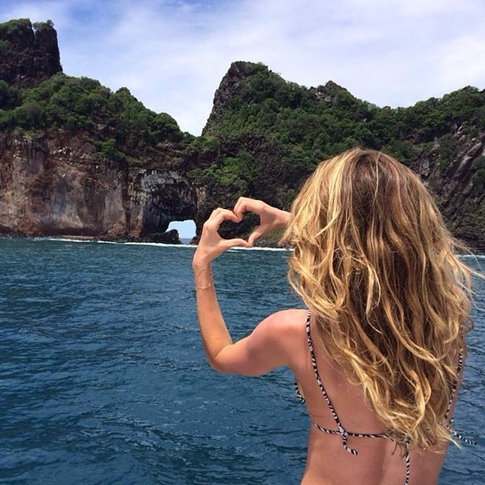 A week on Instagram with the top models