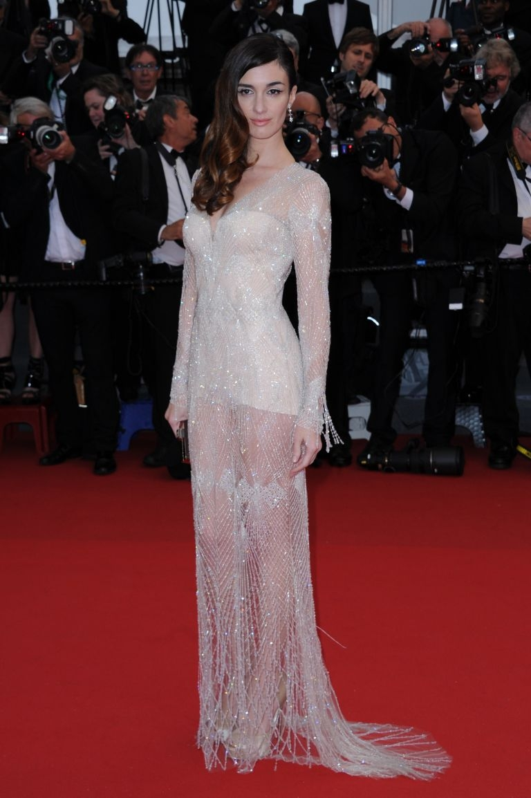 Hot trend: transparency at Cannes
