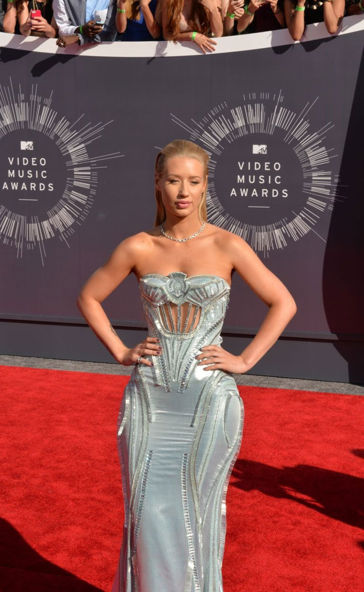 Steve Madden teams with Iggy Azalea