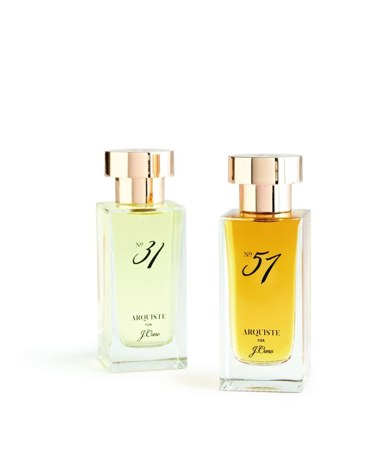 J.Crew teams with Arquiste for first foray into fragrance