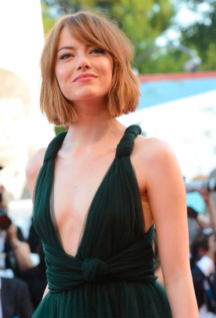New Hollywood Trend: Bob Cut