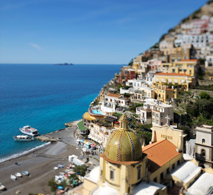 Positano Dreams