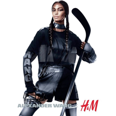 First Campaign Pictures of Alexander Wang X H&M Unveiled!