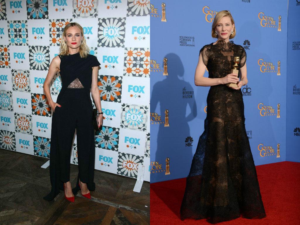 Diane Kruger, Cate Blanchett