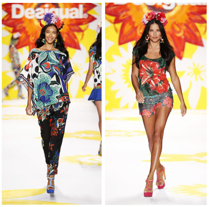 Desigual Celebrates 30th Birthday at New York Fashion Week
