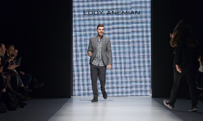 Check Out H&M Design Award 2014 Winner Eddy Anemian's Collection