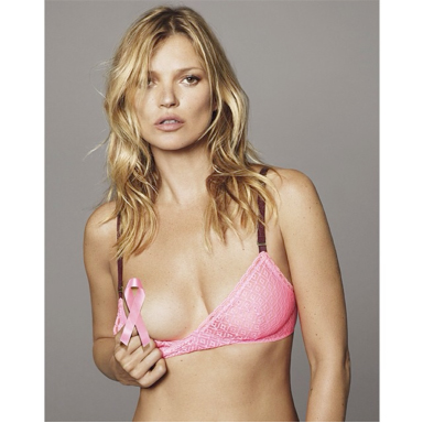 Stella McCartney and Kate Moss Raise Breast Cancer Awareness