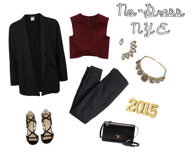 What-to-Wear: No Dress NYE