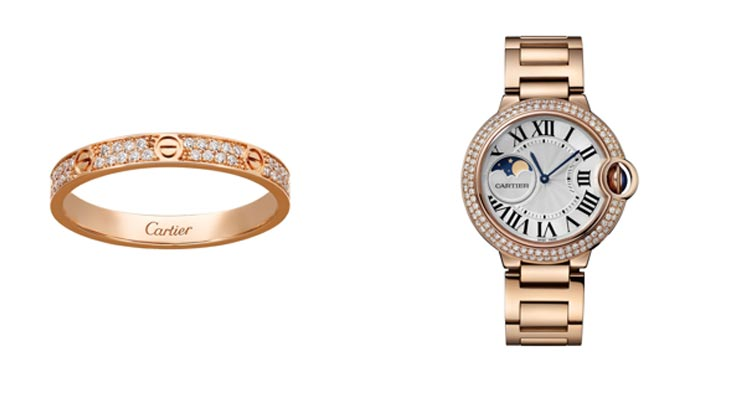 Nothing Says Holiday Romance Like Cartier