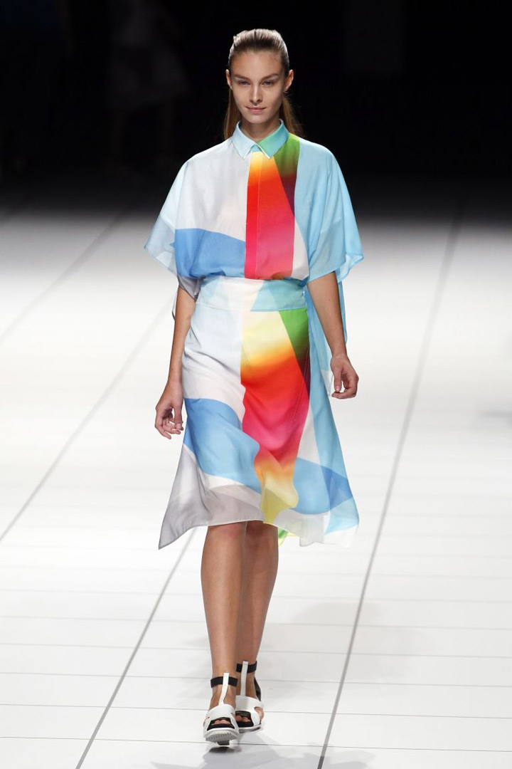 Paris Fashion Week: Issey Miyake Ready to Wear Spring Summer 2014