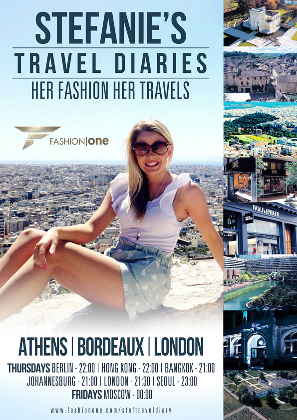 A Journey For Fun, Feast and Fashion!