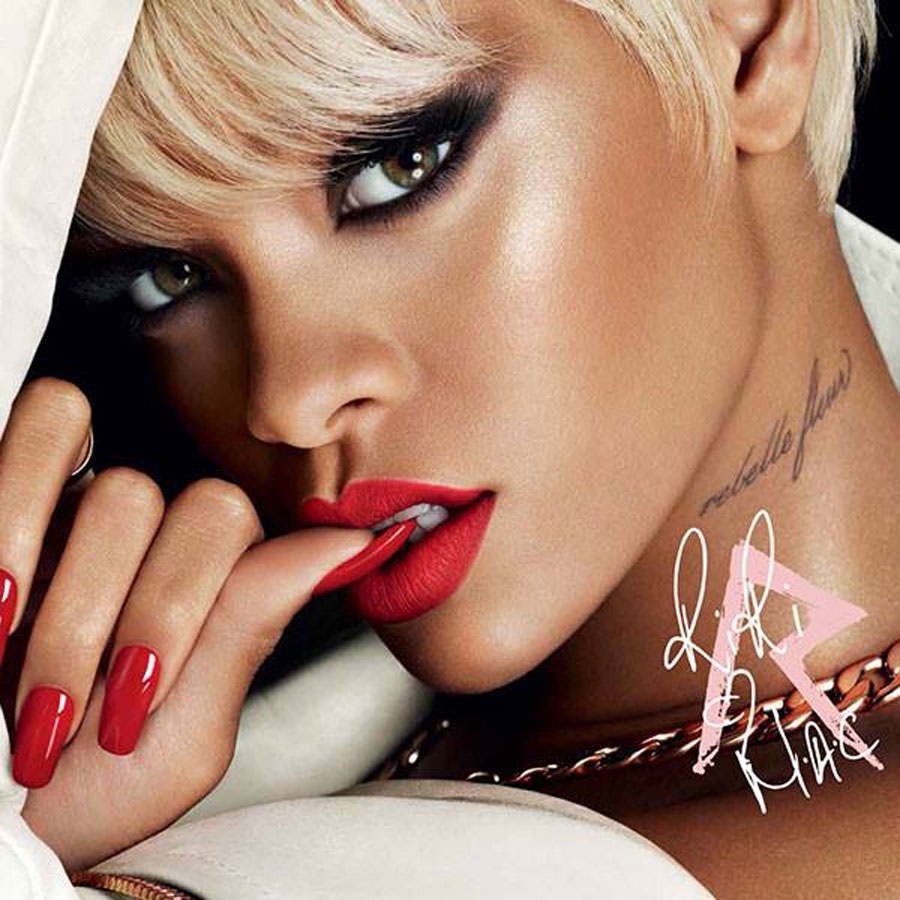 Behind the scenes of Riri Hearts MAC campaign with Rihanna